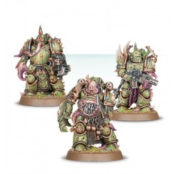 Easy To Build: Death Guard Plague Marines