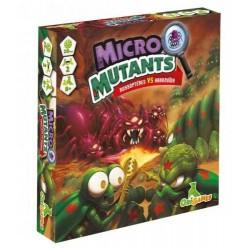 JDS - Micro Mutants : Russoptères VS Araknoïdes