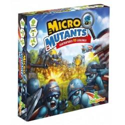 JDS - Micro Mutants : Usatropodes VS Exoborg