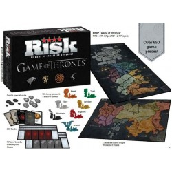 JDS - Risk Game of Thrones - Version Française