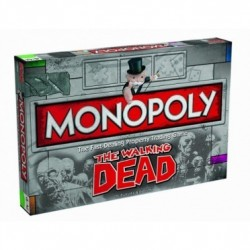 JDS - Monopoly The Walking Dead