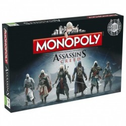 JDS - Monopoly Assassin's Creed