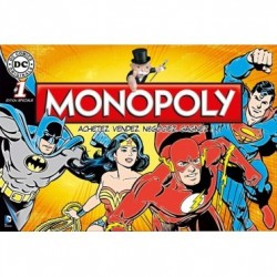 JDS - Monopoly DC Comics