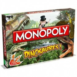 JDS - Monopoly Dinosaures