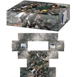 Bushiroad Storage Box Attack on Titan vol.209