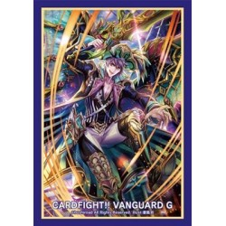 Bushiroad - 70 protèges cartes Mini Vol. 232 Storm-calling Pirate King, Gash