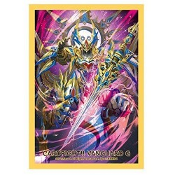 Bushiroad - 70 protèges cartes Mini Vol. 228 Golden Dragon, Glorious Reigning Dragon