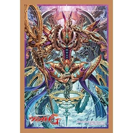 Bushiroad - 60 protèges cartes Mini Vol. 137 Chronos Command Dragon
