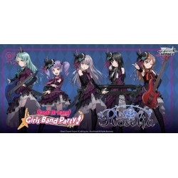 Weiss Schwarz - Trial Deck BanG Dream Girls Band Party! Roselia