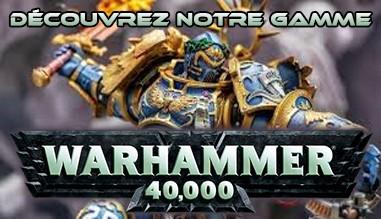 Warhammer ! Un univers de fantasy !